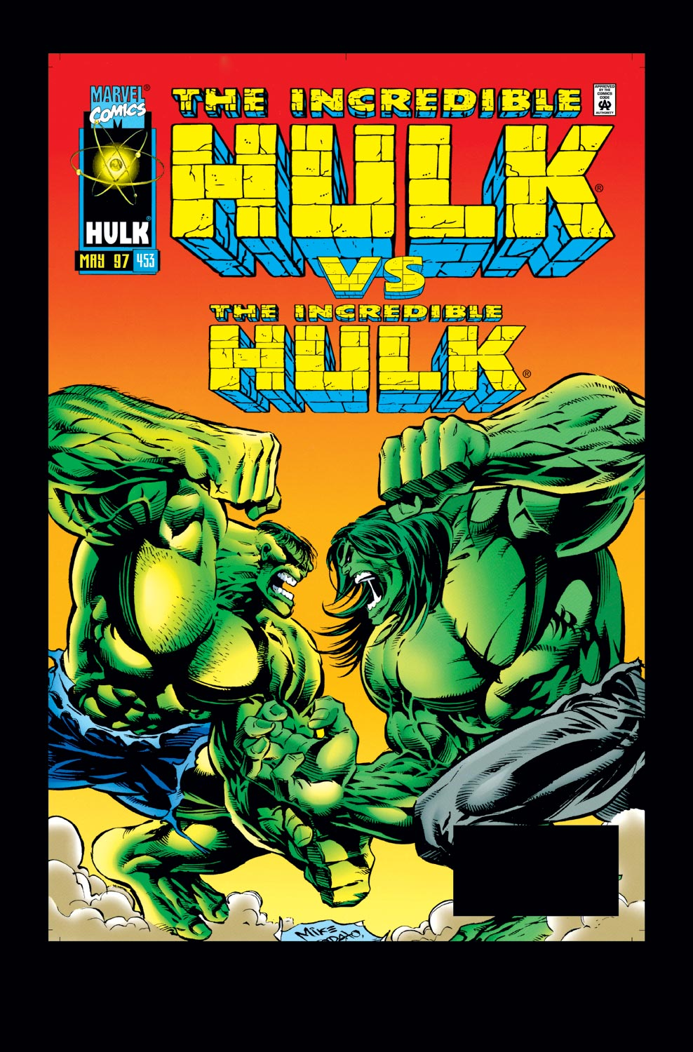 Incredible Hulk (1962) #453