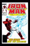 Iron Man (1968) #219 Cover