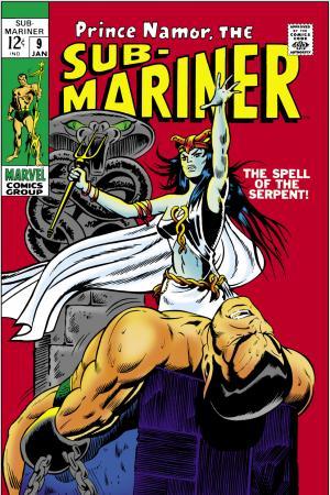 Sub-Mariner (1968) #9