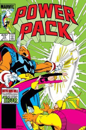 Power Pack (1984) #15