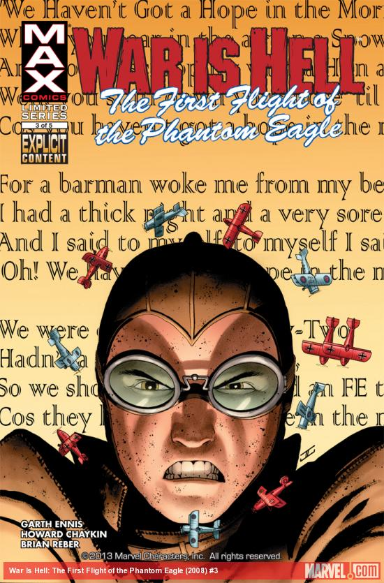 War Is Hell: The First Flight of the Phantom Eagle (2008) #3