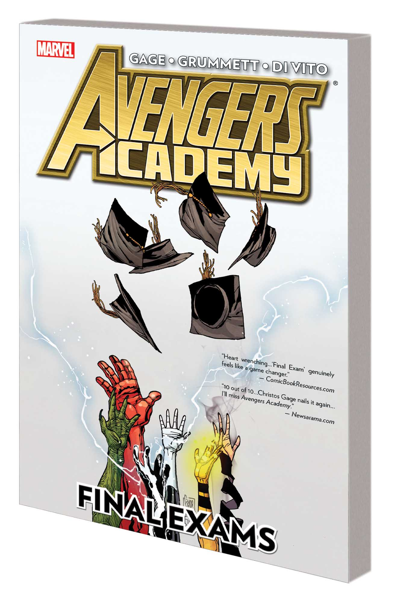 AVENGERS ACADEMY: FINAL EXAMS TPB (Trade Paperback)