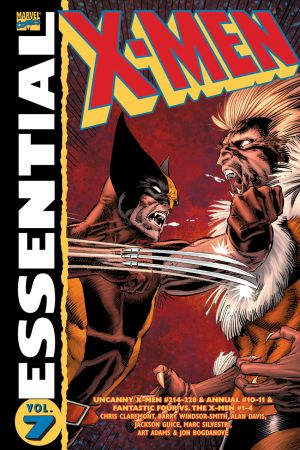 Essential X-Men Vol. 7 (Trade Paperback)