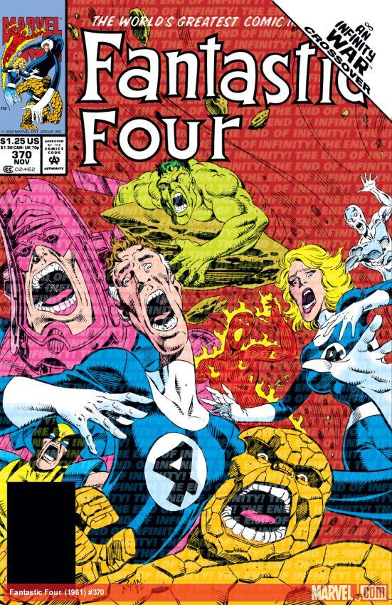 Fantastic Four (1961) #370