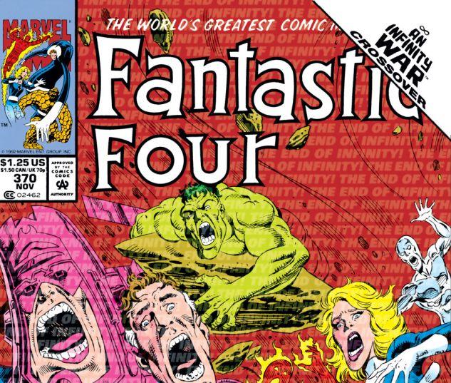 Fantastic Four (1961) #370 Cover