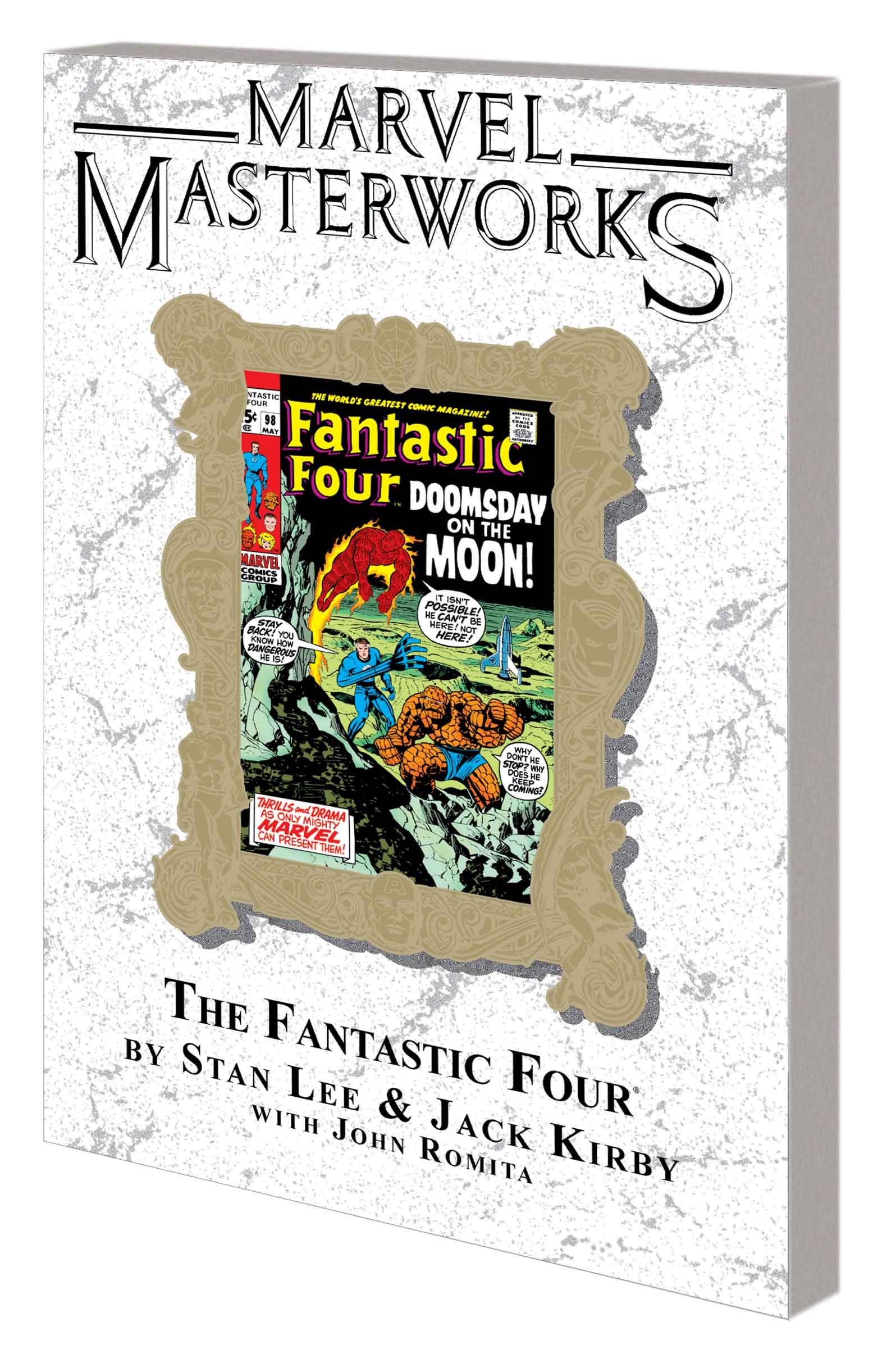 Marvel Masterworks: The Fantastic Four (Trade Paperback)