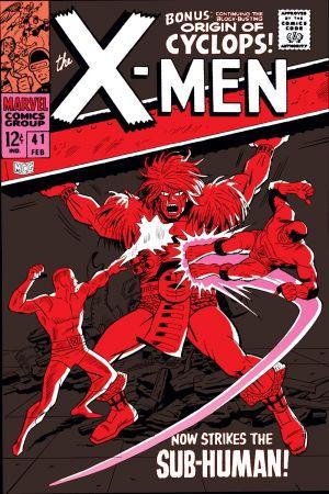 Uncanny X-Men #41