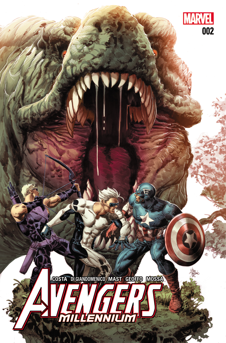 Avengers: Millennium (2015) #2
