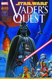 Star Wars: Vader'S Quest #1