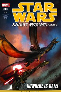 Star Wars: Knight Errant - Escape #3