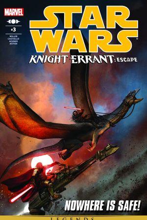 Star Wars: Knight Errant - Escape (2012) #3