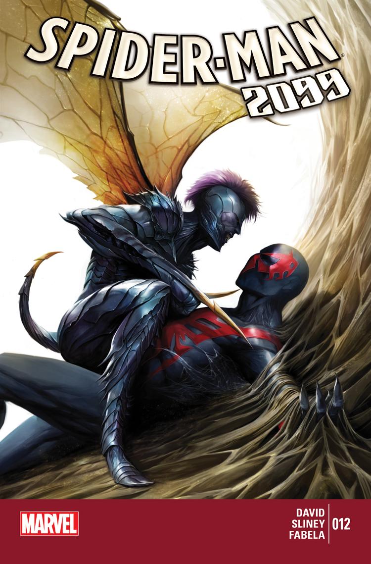 Spider-Man 2099 (2014) #12