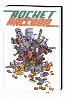 Rocket Raccoon Vol. 2: Storytailer (Hardcover)