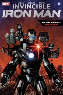 Invincible Iron Man (2015) #6