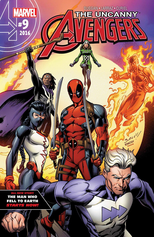 Uncanny Avengers (2015) #9