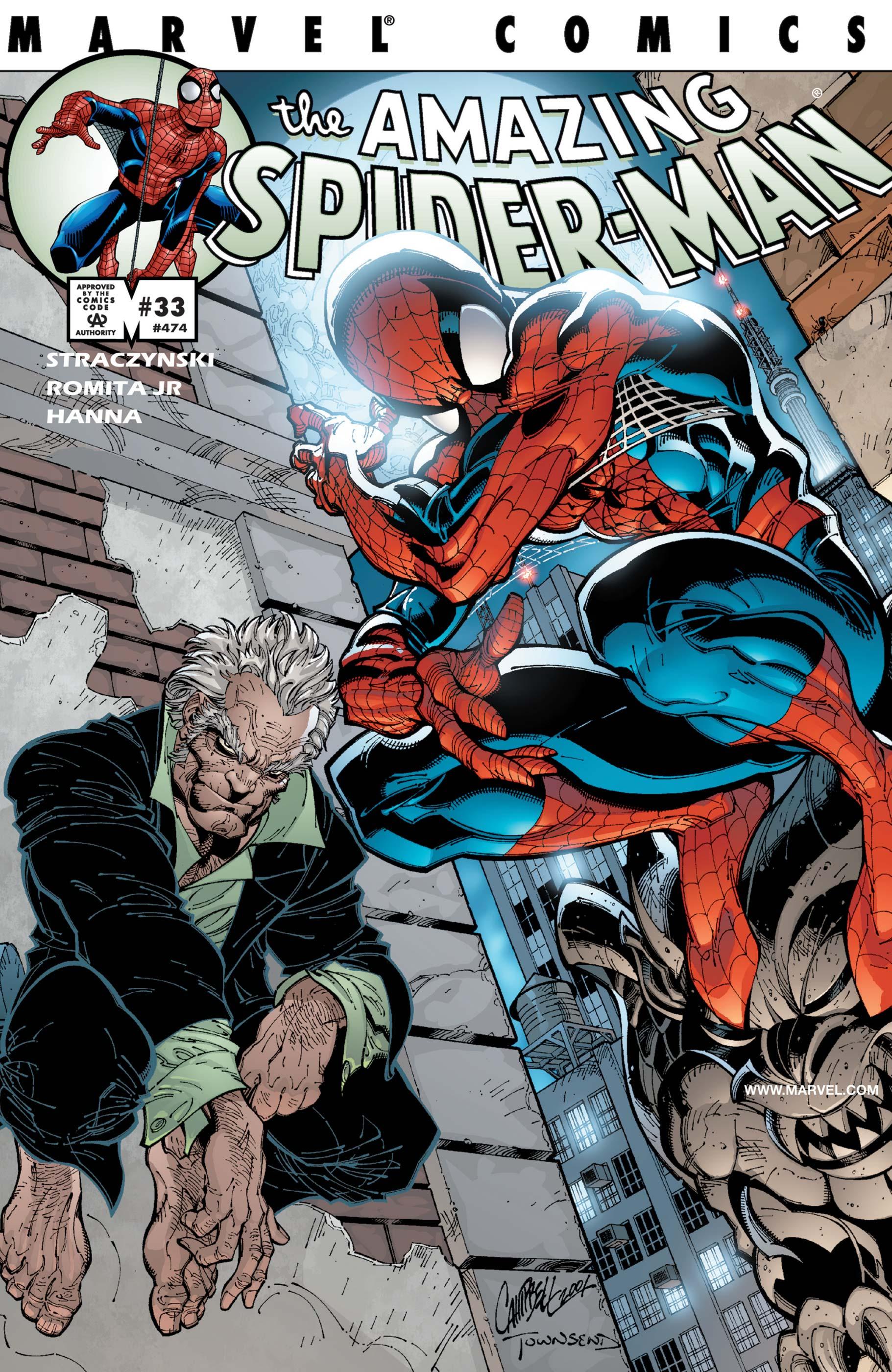 Amazing Spider-Man (1999) #33