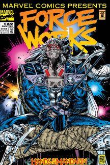 Marvel Comics Presents #169