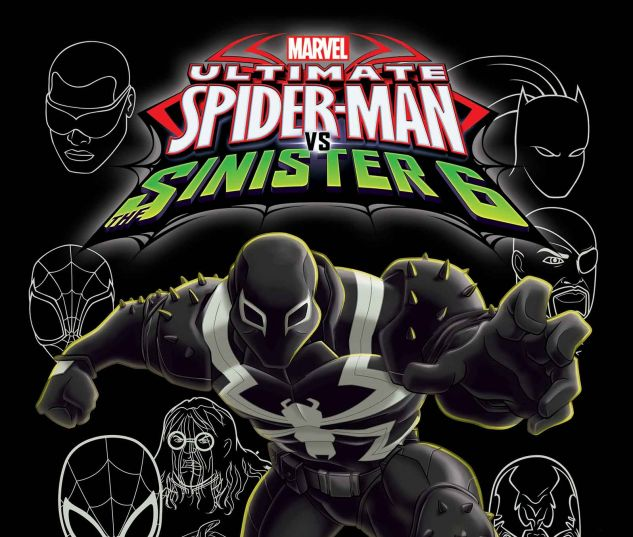 Marvel Universe Ultimate Spider-Man Vs. the Sinister Six (2016) #6