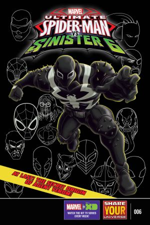 Marvel Universe Ultimate Spider-Man Vs. the Sinister Six #6