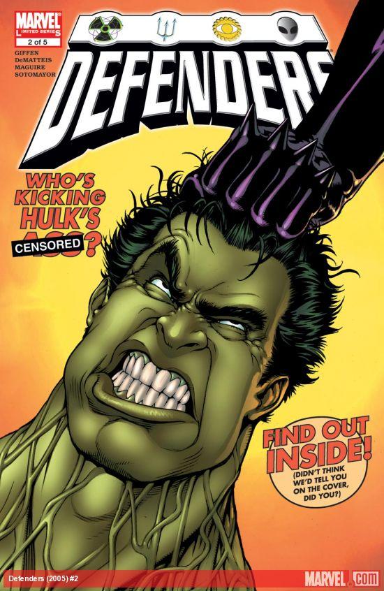 Defenders (2005) #2