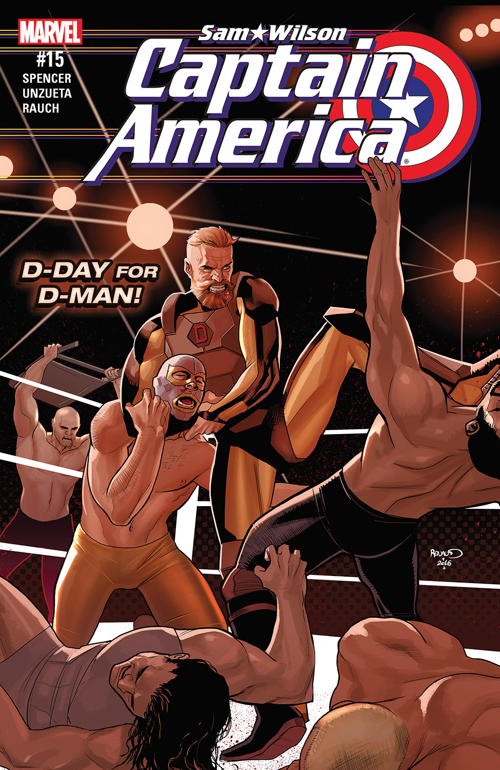 Captain America: Sam Wilson (2015) #15