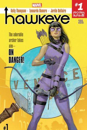 Hawkeye (2016) #1