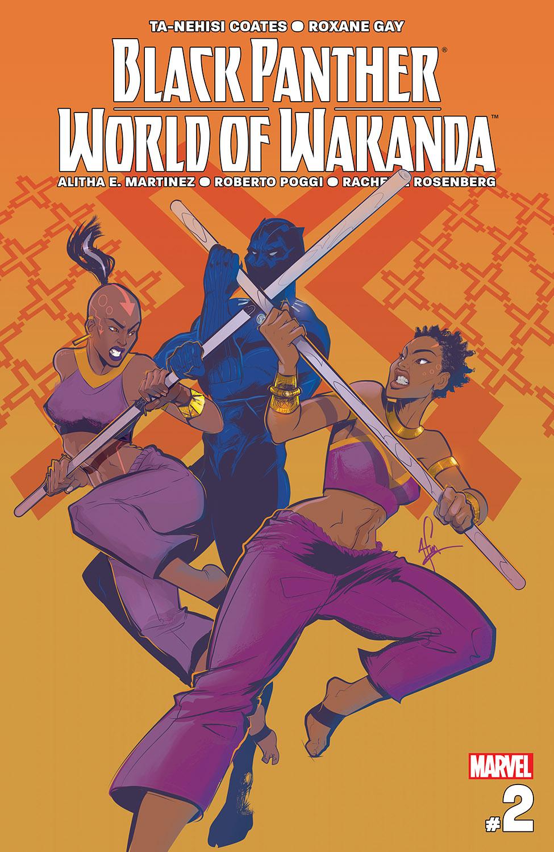 Black Panther: World of Wakanda (2016) #2