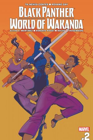 Black Panther: World of Wakanda #2