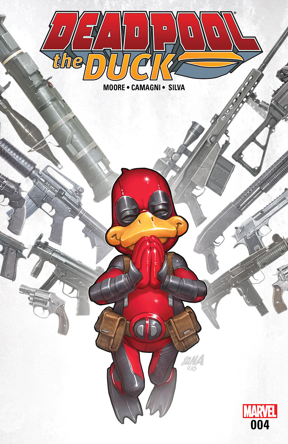 Deadpool the Duck (2017) #4