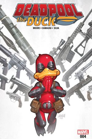 Deadpool the Duck #4