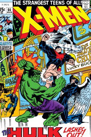Uncanny X-Men #66
