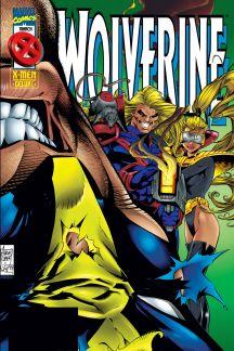 Wolverine #99