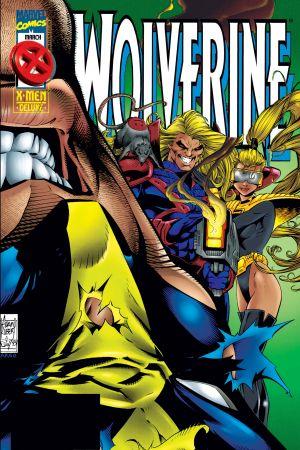 Wolverine (1988) #99