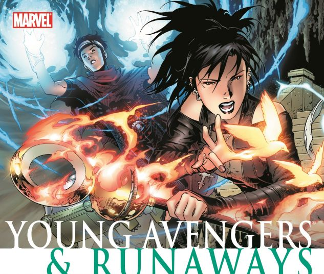 CIVIL WAR: YOUNG AVENGERS & RUNAWAYS 0 cover