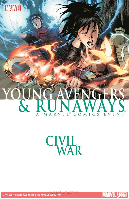 Civil War: Young Avengers & Runaways (Trade Paperback)
