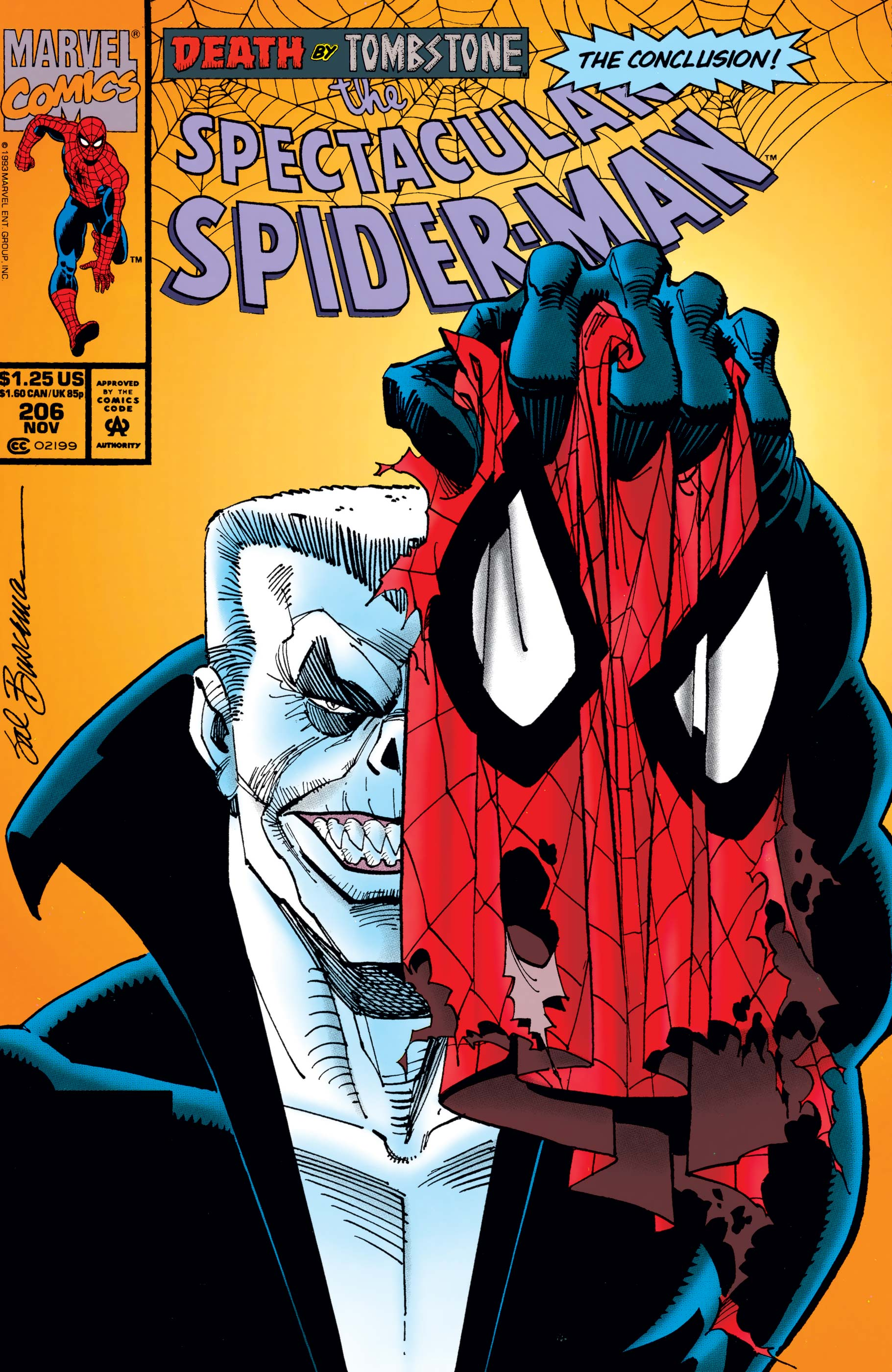 Peter Parker, the Spectacular Spider-Man (1976) #206