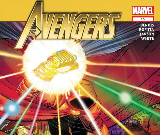 Avengers (2010) #10