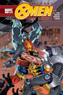 Uncanny X-Men: First Class #7