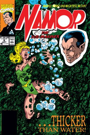 Namor: The Sub-Mariner (1990) #6