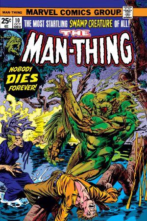 Man-Thing (1974) #10