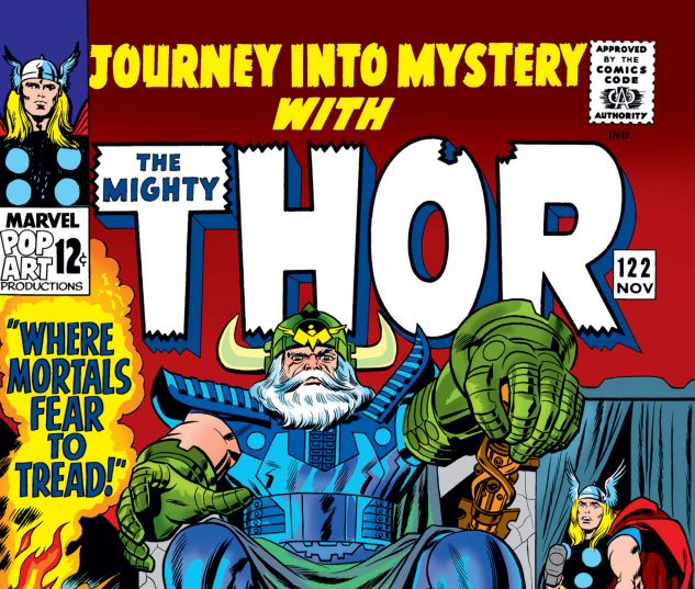 Journey Into Mystery (1952) #122