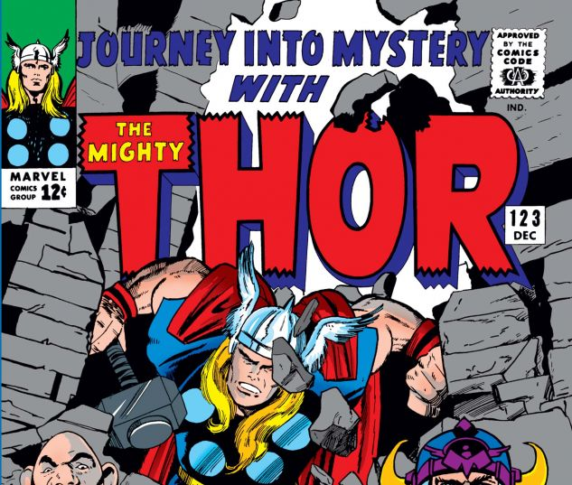 Journey Into Mystery (1952) #123