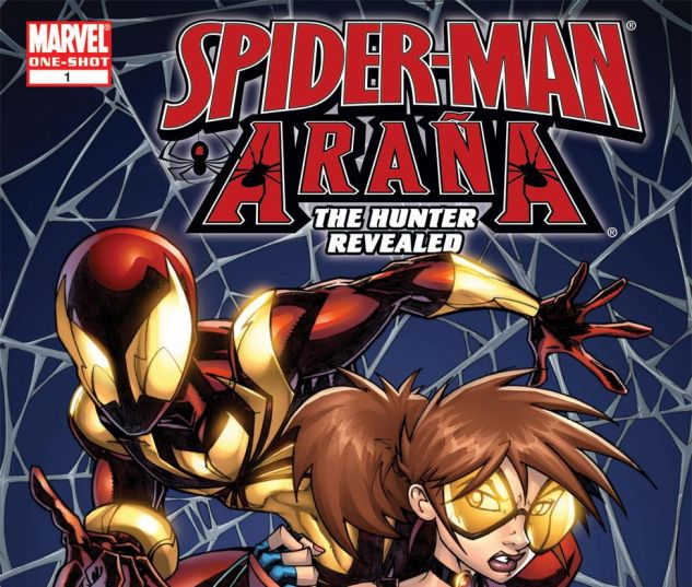 Spider_Man_Arana_Special_The_Hunter_2006_1