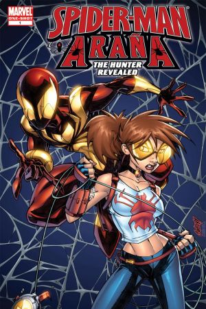 Spider-Man & Arana Special: The Hunter #1