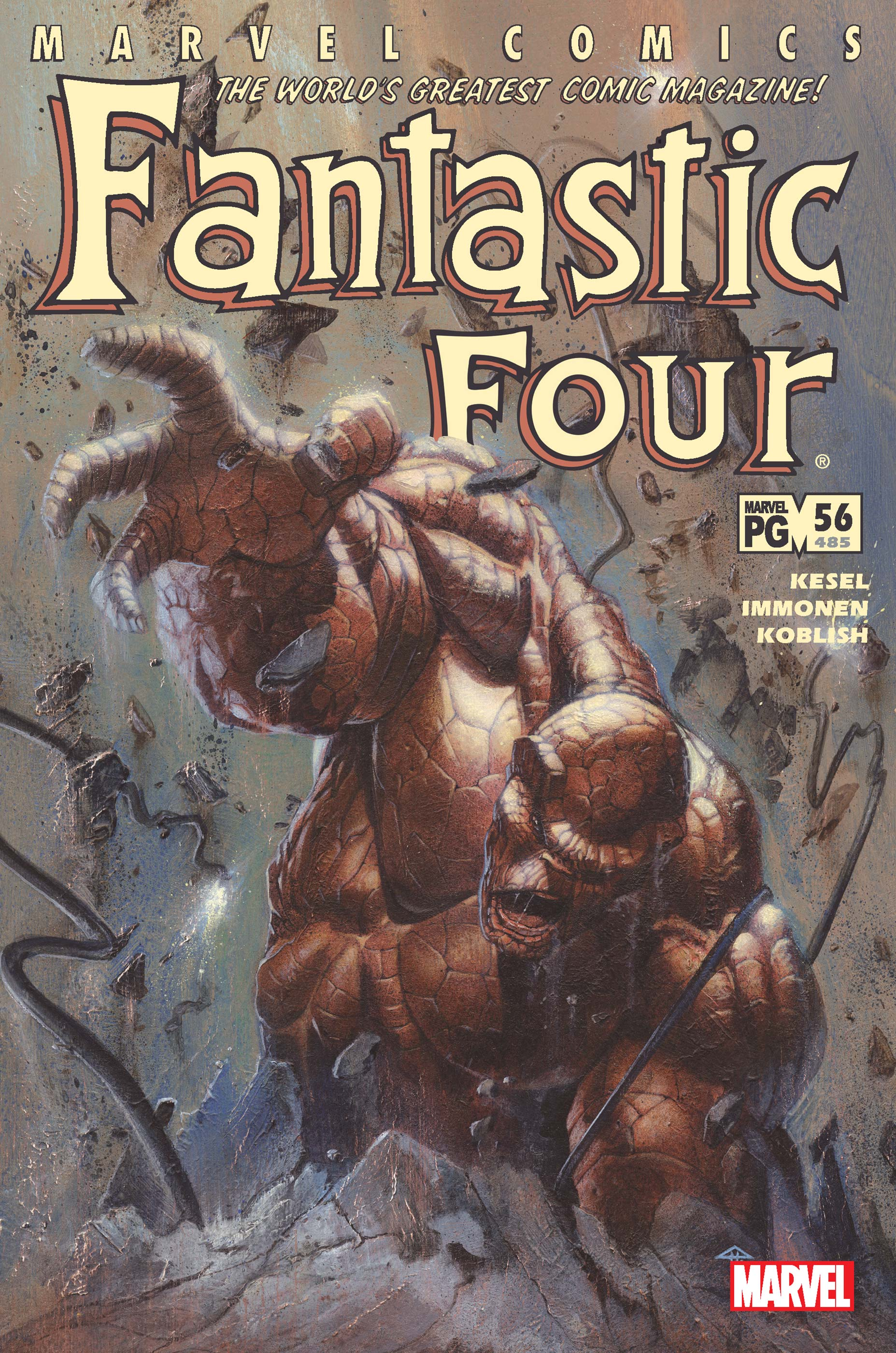 Fantastic Four (1998) #56
