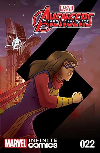 Marvel Universe Avengers: Ultron Revolution (2017) #22