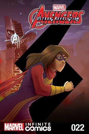 Marvel Universe Avengers: Ultron Revolution #22