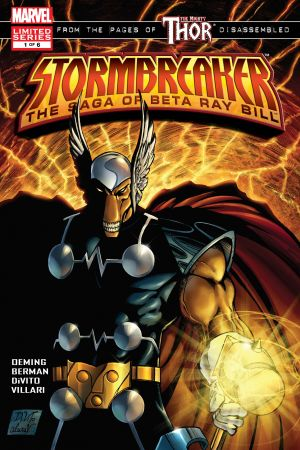 Stormbreaker: The Saga of Beta Ray Bill (2005) #1