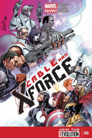 Cable and X-Force (2012) #10