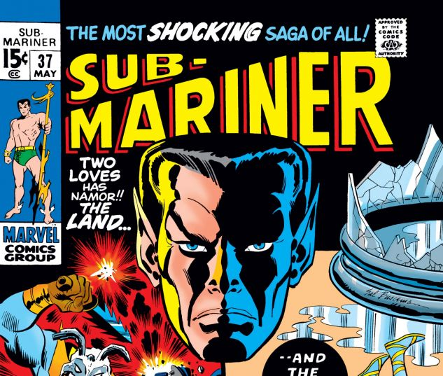 Sub-Mariner #37